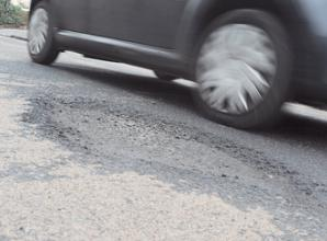 Councillor demands Bucks Council 'step up' as Iver potholes are 'life-threatening'