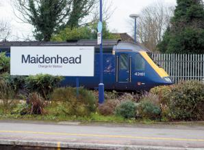 Points failure at Maidenhead affecting trains between Reading and Slough