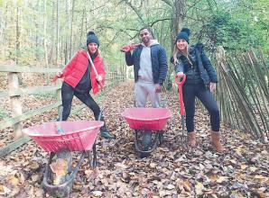Marlow area news: BWP staff help out around town