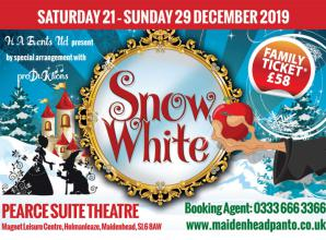 SPONSORED: Cast revealed for Snow White at the Magnet Leisure Centre