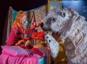SPONSORED: The Bear by Raymond Briggs comes to Norden Farm for Christmas