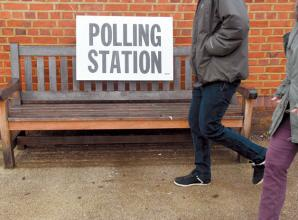 General election: Voters in East Berkshire and South Bucks go to the polls