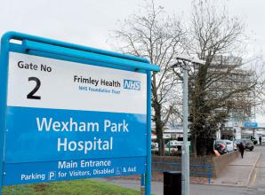 Figures reveal number of coronavirus patients in hospital at Frimley Health Trust