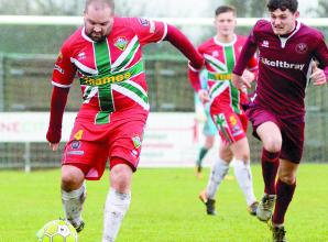 Windsor FC now have a solid defensive foundation, says boss Cooper