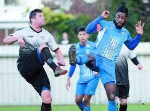 Burnham FC come back from behind to give boss Paul Shone a 'pleasing' win
