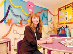 SPONSORED: A letter from Fiona Devine on the future of Berkshire's children's hospice
