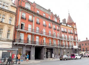 Harte and Garter Hotel goes into administration