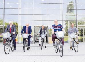 Slough Cycle Hire Scheme reinstated