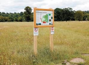 Battlemead Common and horse riding discussed by Local Access Forum