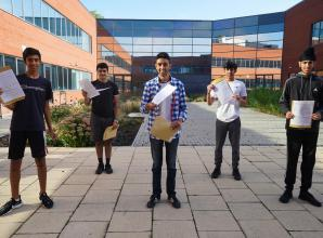 AS IT HAPPENED: GCSE students in Maidenhead, Slough and Windsor receive results following week of controversy