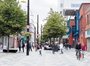 Councillors approve plan to rejuvenate Slough Town Centre