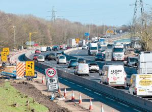 M4 closures this weekend between Slough and Langley