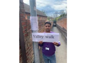 'Neglected' Maidenhead alleyway could be renamed