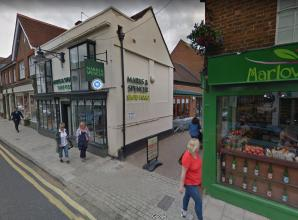 Marlow dry cleaners could be turned into takeaway