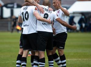 Barratt scores wonder goal as Magpies are held by Wrexham