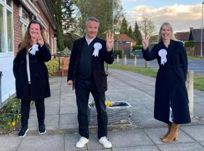 Victorious Wooburn, Bourne End and Hedsor independents 'humbled'