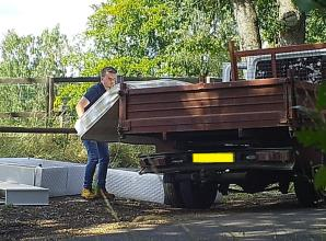 Londoner prosecuted and fined for fly-tipping furniture in Burnham