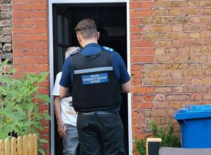 1,000 homes kitted out with burglary deterrents