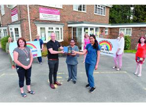 Maidenhead surgery recognised for 'going the extra mile' during pandemic