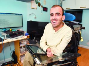 Burnham student among first to pass course through academy for aspiring journalists with disabilities