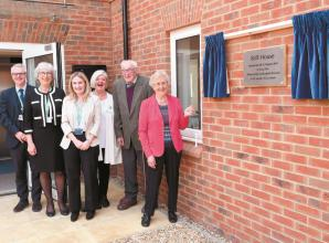 Housing Solutions opens redeveloped Brill House in Cox Green