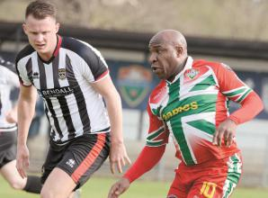 Windsor FC's Barry Hayles nets seven goals as England Verterans finish runners-up in Thailand