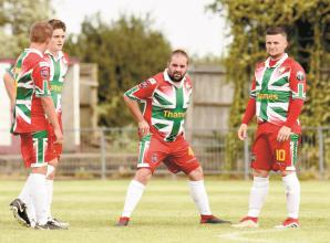 Brooks-Smith hopes Windsor can turn around season with cup win over Woodley United