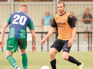 Football round-up: Lench on target as Slough Town pick up hard-earned point at Maidstone United