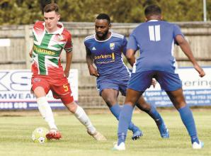 Interim boss Brooks-Smith full of praise for players after Windsor FC's first league win