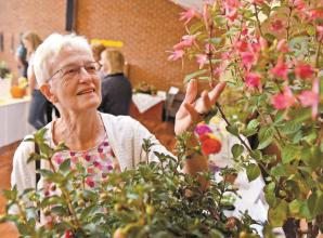 Cox Green Horticultural and Craft Show takes place on Saturday, September 7