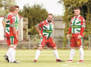 Windsor FC suffer third league defeat on another Ard night at Stag Meadow