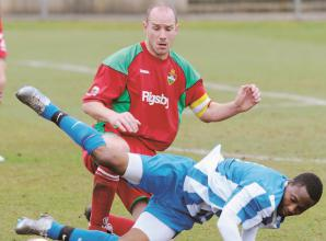 Windsor FC appoint former club captain Mark Cooper as new manager