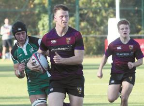 Keohane proves he's the man for the big occasion in victory over Exeter University