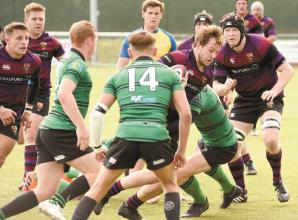 Rugby round-up: Prince scores hat-trick as Maidenhead RFC edge a thriller at Launceston