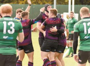 Parrott says Maidenhead RFC were handed a 'get out of jail free card' in their win at Launceston RFC