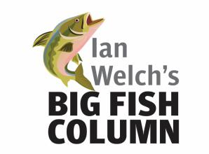 Big Fish Column: A damp week and low water temperature makes for challenging conditions