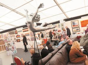 Contemporary Art Fair to return to Windsor in November