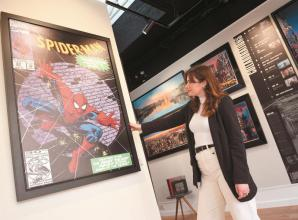 Castle Fine Art's signed Marvel artworks sell out in record time