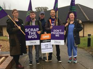 48-hour strike announced over 'privatisation' plan at Wexham Park and Heatherwood hospitals