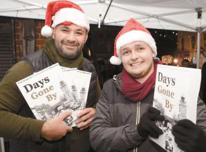 Days Gone By book available for Christmas