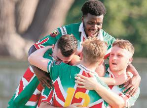 Windsor book their place in the quarter-finals of the Floodlit Cup