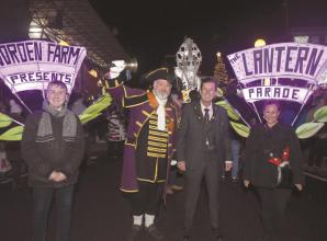 Norden Farm's The Carnival of the Animals lantern parade is biggest yet