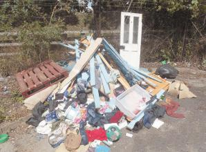 'Project flycatcher' to target fly-tippers in Slough