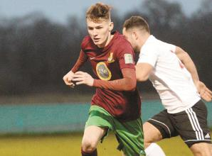 Holyport FC have 'up and down' home game in defeat to Risborough Rangers