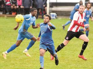 Marlow FC rue missed penalty as Hanwell Town complete second half comeback