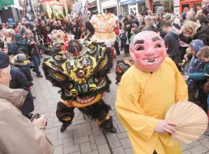 Maidenhead Chinese New Year celebrations to return
