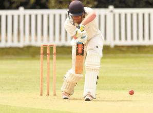Datchet Cricket Club's Oli in Argentina with the MCC