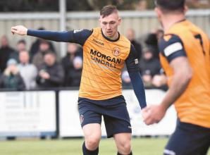 Slough Town climb up to second with victory over Hampton & Richmond Borough