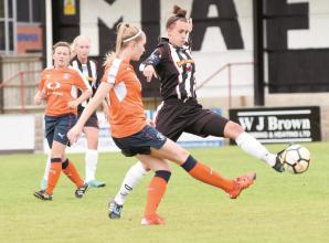 Maidenhead United Women 'definitely have room for improvement' in South West Division 1, says Amy Saunders
