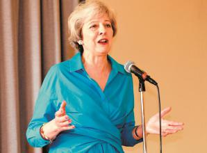 Theresa May to share love of books at Maidenhead's Big Read